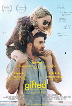 Gifted – Il dono del talento parco murgia film ego55